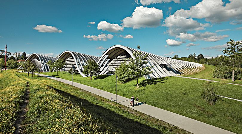 Ein Zentrum für Paul Klee