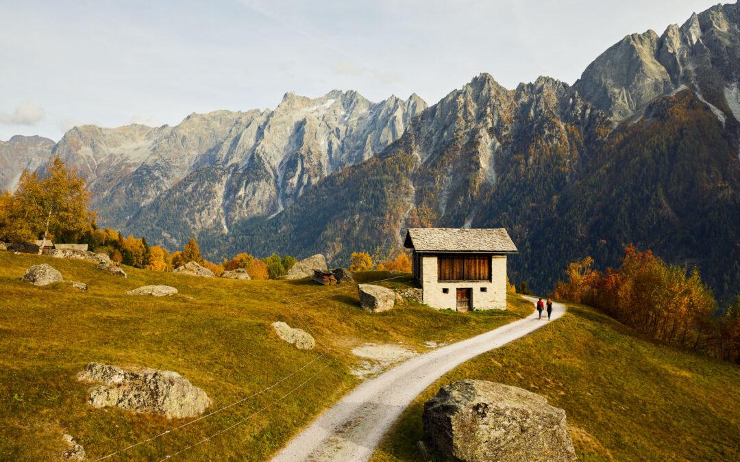 Auszeit in Graubünden