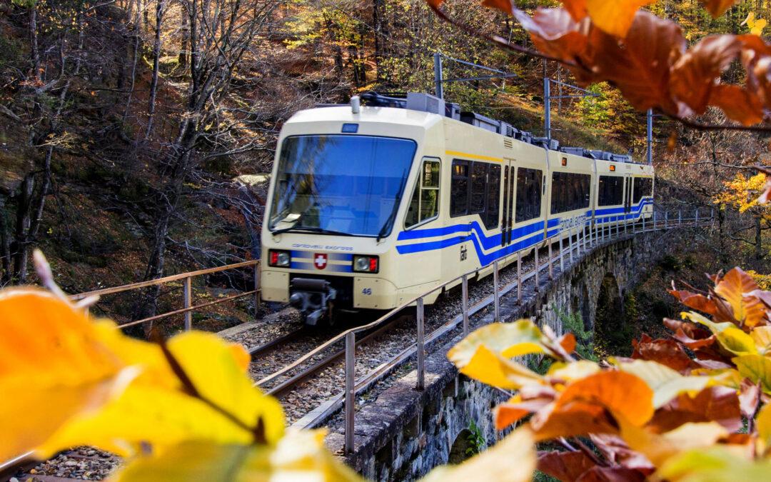 Treno del Foliage – Mit dem Zug durch die herbstlichen Wälder