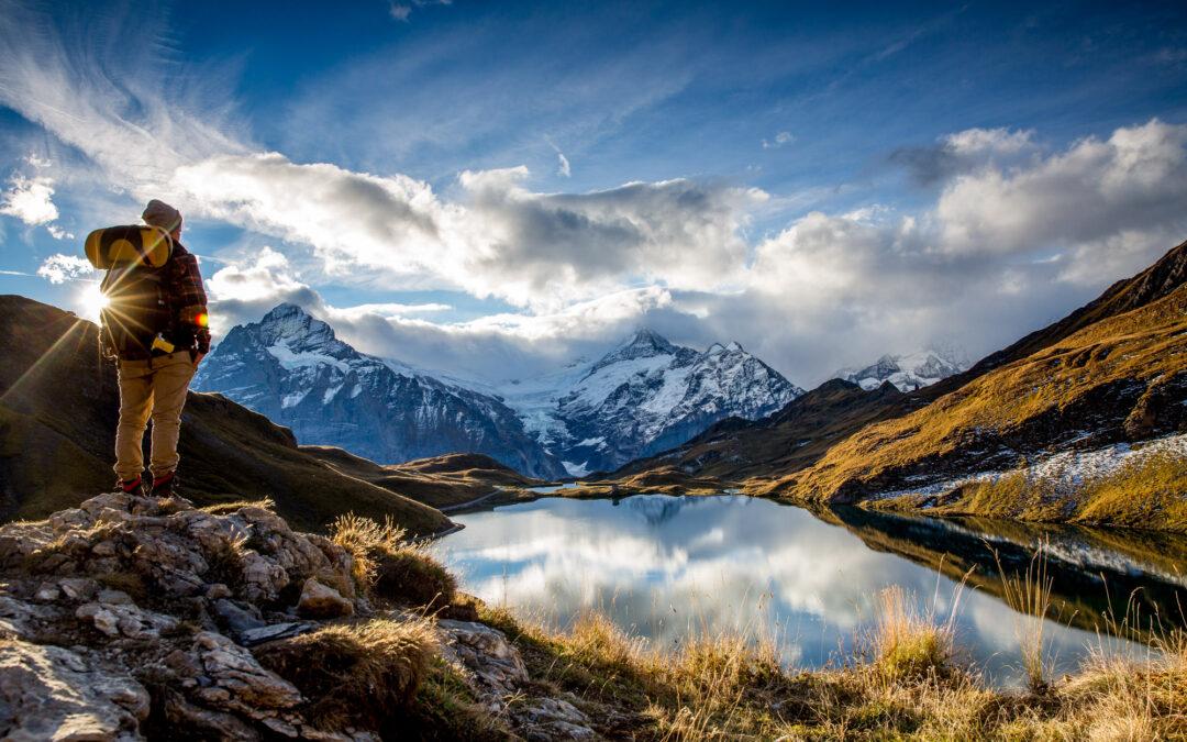 Herbstwandern in der Jungfrau Region