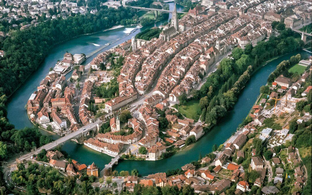Die Bundeshauptstadt Bern